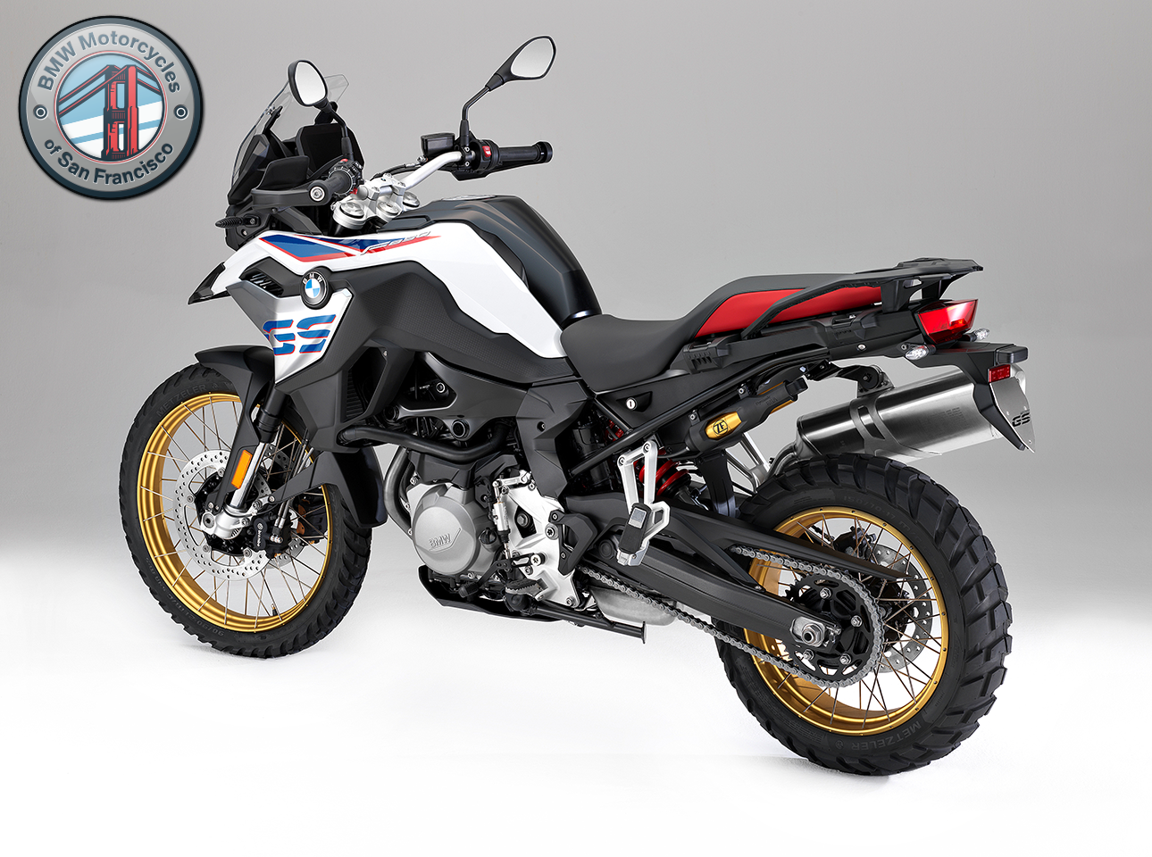 the new 2019 bmw f 850 gs bmw motorcycles of san francisco. Black Bedroom Furniture Sets. Home Design Ideas