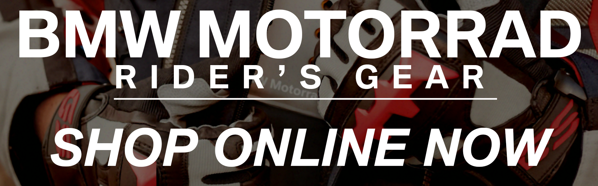 BMW Motorrad Rider Gear Now Available Online - Shop For The Best, We Ship To Direct To Your Door