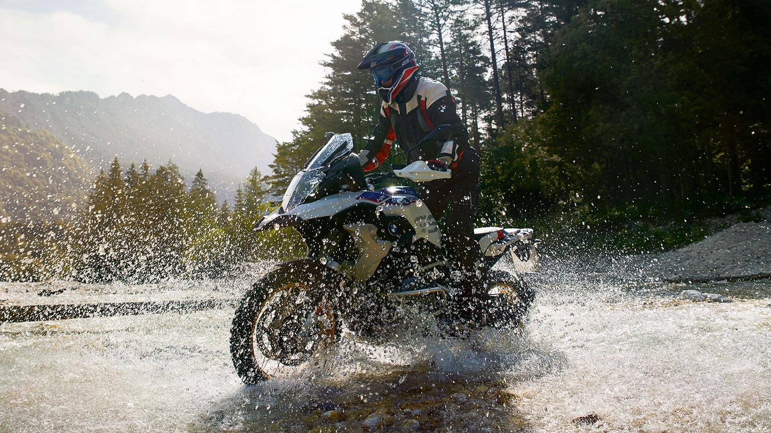 2020 BMW R 1250 GS Exterior Off-Road Side View Picture